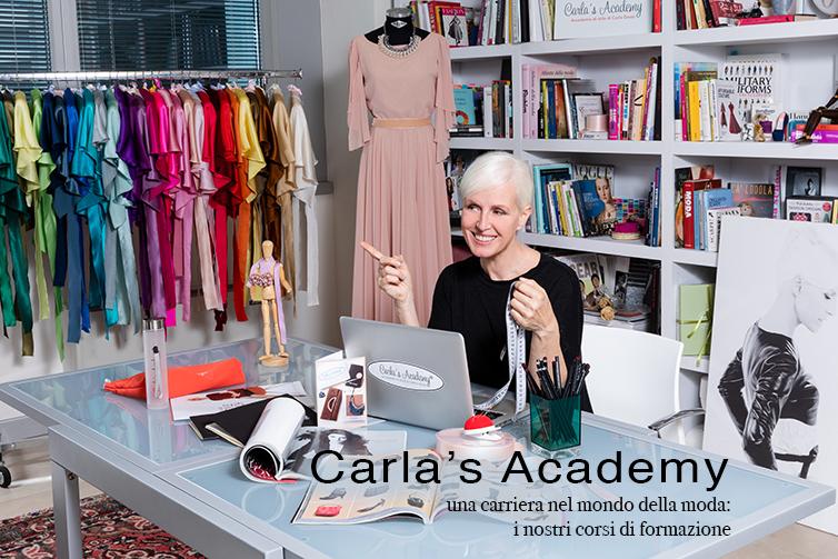 I corsi di formazione della Carla's Academy
