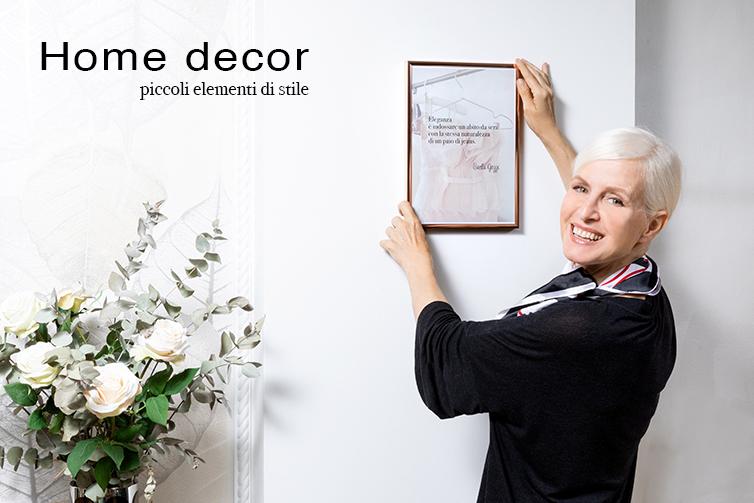 Gli elementi di stile di Carla Gozzi per rendere più bella la tua casa