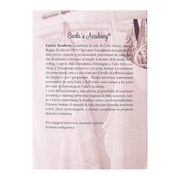 Libro per le consulenze di stile alla Carla's Academy -Shop Carla Gozzi